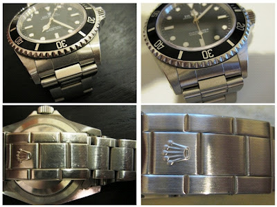 Watch Servicing, Watch Repairs, Rolex Repairs