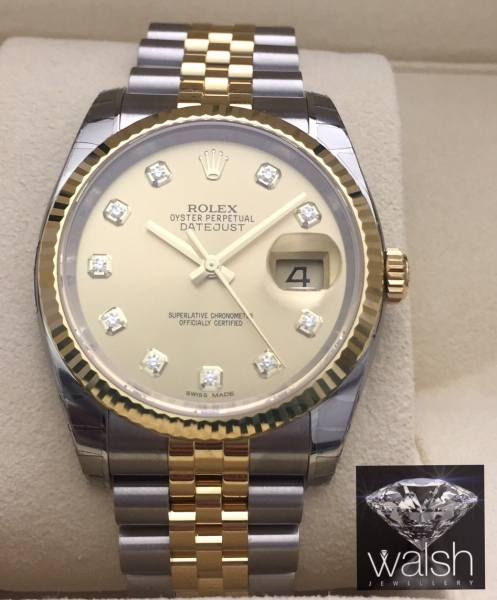 Rolex Datejust 36mm 116233
