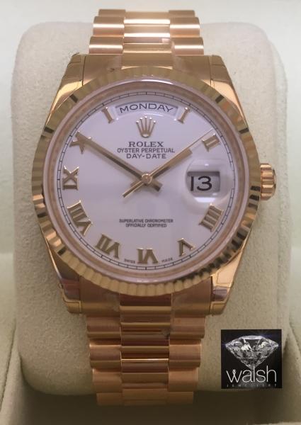 Rolex 118238