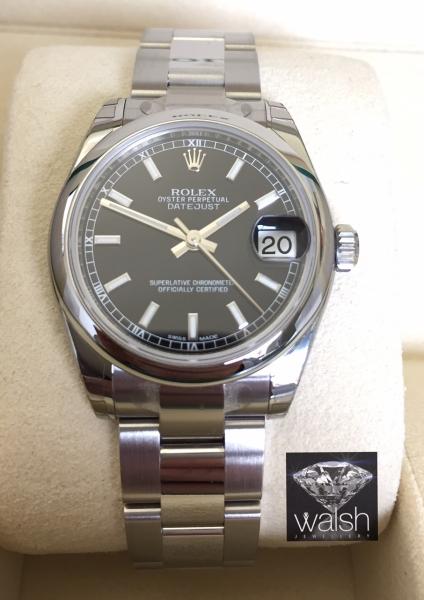 Rolex 178240 black